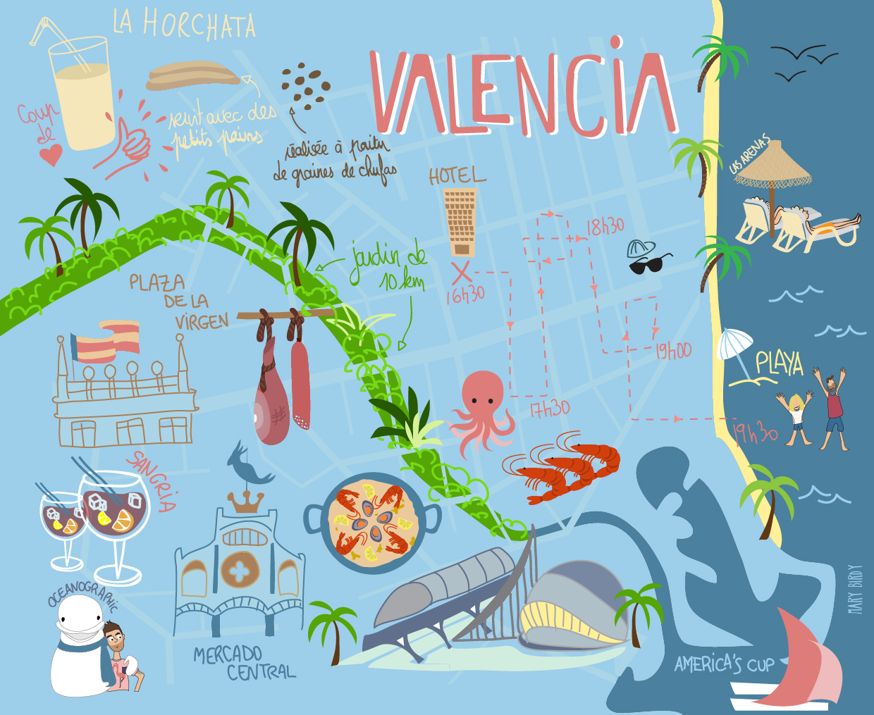 Valencia Map par Mary Birdy v2-01