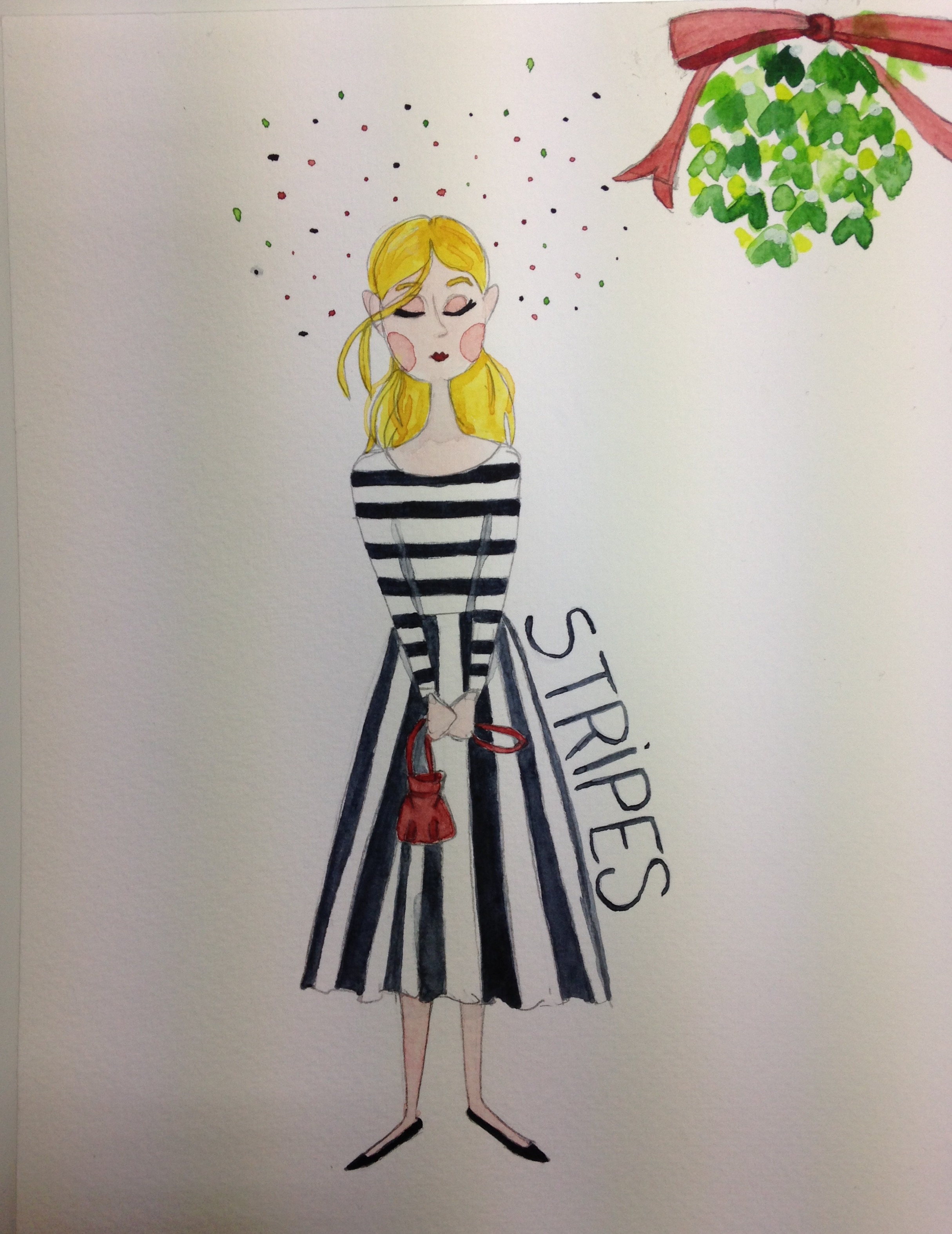 Stripes illustration